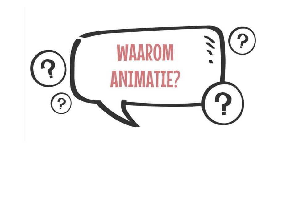 De voordelen van animaties